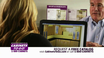 Cabinets To Go TV Spot  Featuring Alison Victoria - Thumbnail 7