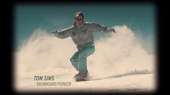2014 Mazda CX-5 TV Spot, 'The Tom Sims Snowboard' - Thumbnail 3