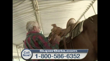 Super Beta Prostate TV Spot Featuring William Devane - Thumbnail 4