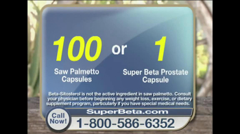 Super Beta Prostate TV Spot Featuring William Devane - Thumbnail 6