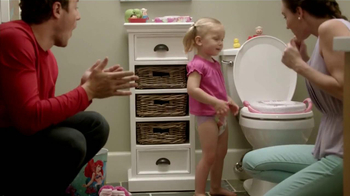 Huggies Pull-Ups Learning Designs TV Spot, 'La Sirenita' [Spanish]