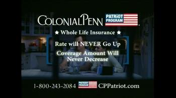 Colonial Penn TV Spot, 'Bad Dream' - Thumbnail 6