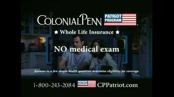 Colonial Penn TV Spot, 'Bad Dream' - Thumbnail 7