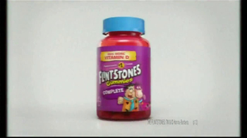 Flintstones Sumpplements Brain Support TV Spot, 'Flintstones Kids' - Thumbnail 5