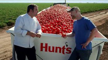 Hunt's TV Spot, 'Flash Steamed'