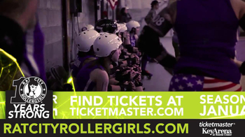 Rat City Roller Girls TV Spot