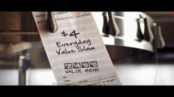 Denny's Everyday Value Slam TV Spot, 'Breakfast' - Thumbnail 10