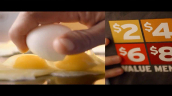Denny's Everyday Value Slam TV Spot, 'Breakfast' - Thumbnail 3