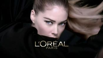 L'Oreal Paris Infallible Silkissime Eyeliner TV Spot Feat. Doutzen Kroes