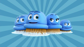 Scrubbing Bubbles Toilet Cleaning Gel TV Spot, 'Automatic Toilet Cleaner' - Thumbnail 2