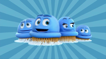 Scrubbing Bubbles Toilet Cleaning Gel TV Spot, 'Automatic Toilet Cleaner' - Thumbnail 1