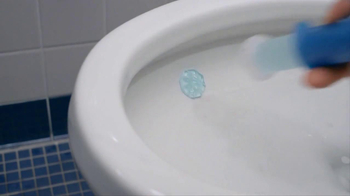 Scrubbing Bubbles Toilet Cleaning Gel TV Spot, 'Automatic Toilet Cleaner' - Thumbnail 4