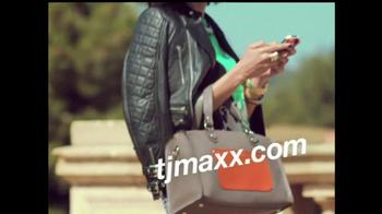 TJ Maxx TV Spot, 'Now Online' - Thumbnail 8