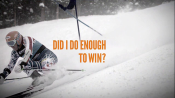 Putnam Investments TV Spot, 'Every Mountain is a Test' Feat. Ted Ligety