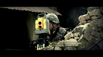 U.S. Army TV Spot, 'Defy Expectations: Surveyor' - Thumbnail 9