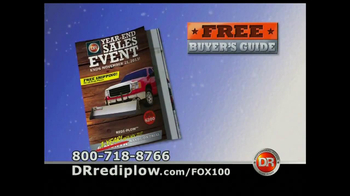 DR Redi-Plow TV Spot, 'Ready for Winter' - Thumbnail 9