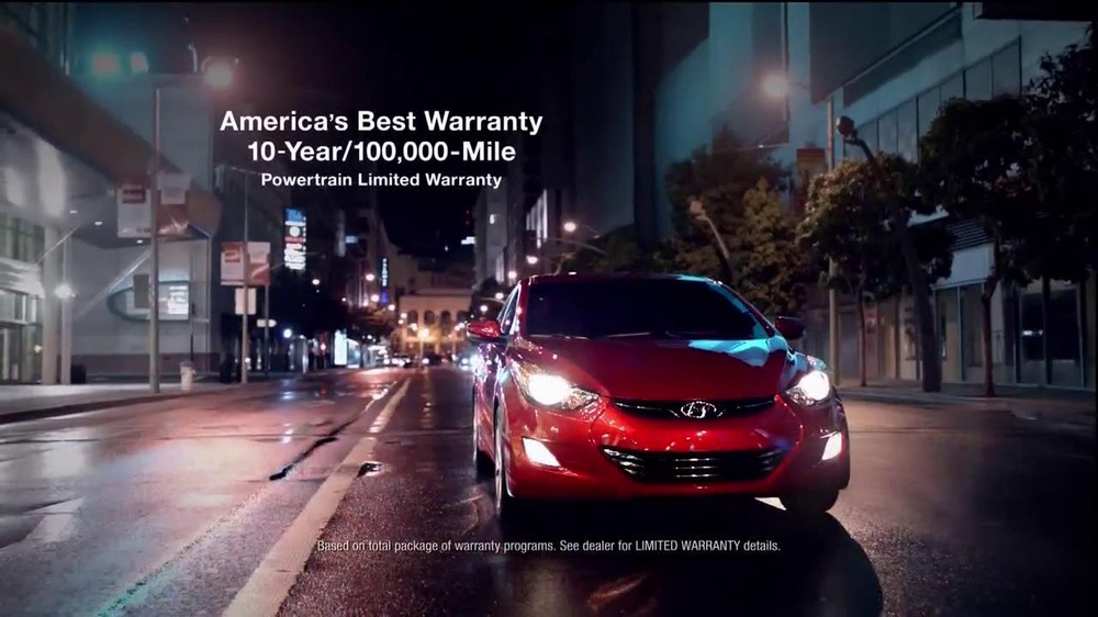 2013 Hyundai Elantra TV Commercial, 'Type'