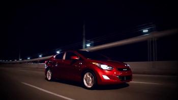 2013 Hyundai Elantra TV Spot, 'Type' - Thumbnail 9