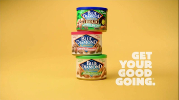 Blue Diamond Almonds TV Spot, 'Get Your Good Going'