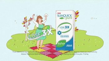 SlimQuick Pure For Women TV Spot, 'Natural'