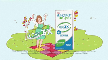 SlimQuick Pure For Women TV Spot, 'Natural' - Thumbnail 7