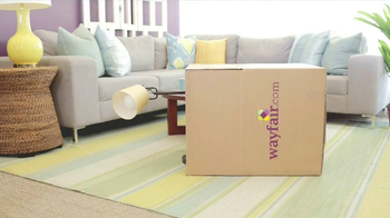 Wayfair TV Spot, 'Bring Your Home to Life' - Thumbnail 2