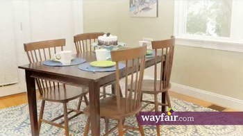 Wayfair TV Spot, 'Bring Your Home to Life' - Thumbnail 4