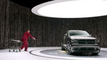 Dodge Durango TV Spot, 'Good Looking Machine' Featuring Will Ferrell - 12 commercial airings
