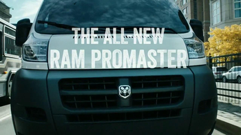 Ram Promaster TV Spot, 'Key to the City'