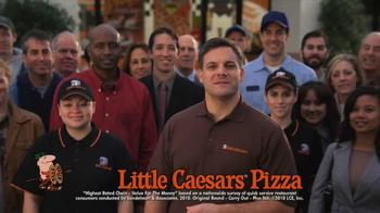 Little Caesars Pizza TV Spot Featuring Scrivano - Thumbnail 10
