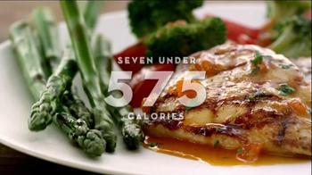 Olive Garden Seven Under 575 TV Spot, 'Lighter Fare Menu' - Thumbnail 4