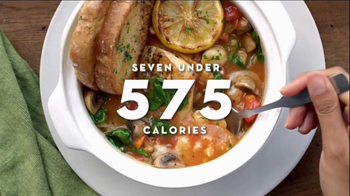 Olive Garden Seven Under 575 TV Spot, 'Lighter Fare Menu' - Thumbnail 5