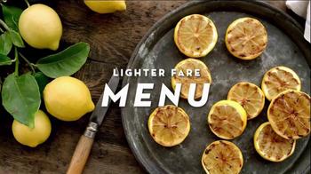 Olive Garden Seven Under 575 TV Spot, 'Lighter Fare Menu' - Thumbnail 6