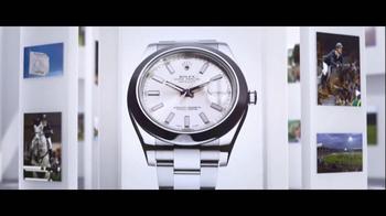 Rolex TV Spot, 'Show Jumping' - Thumbnail 10