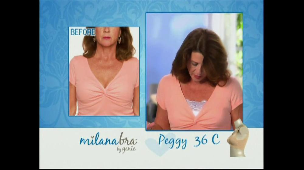 9d31abb26bbd Genie Milana Bra TV Spot - iSpot.tv