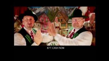J.G. Wentworth TV Spot, 'German Celebration'