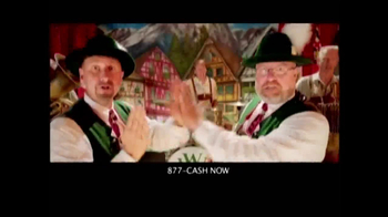 J.G. Wentworth TV Spot, 'German Celebration' - 389 commercial airings