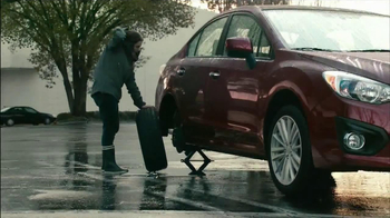 Subaru TV Spot, 'Flat Tire' Song by Odessa