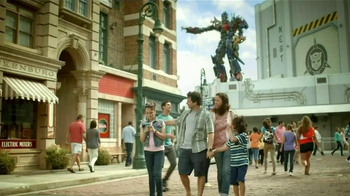 Universal Orlando Resort TV Spot, 'Best Vacation Ever' - Thumbnail 4