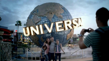 Universal Orlando Resort TV Spot, 'Best Vacation Ever' - Thumbnail 6