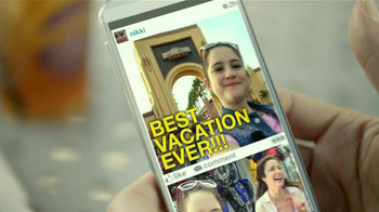 Universal Orlando Resort TV Spot, 'Best Vacation Ever' - Thumbnail 9
