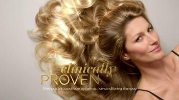 Pantene Repair & Protect TV Spot Featuring Gisele Bunchen, Song by Madison - Thumbnail 6
