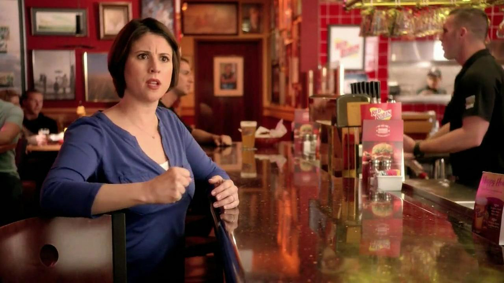 Red Robin Bottomless Rootbeer Float TV Commercial, 'Keep 'Em Coming!'