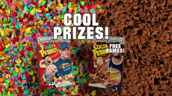 Fruity Pebbles TV Spot Featuring John Cena, Kyrie Irving - Thumbnail 10