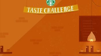 Starbucks Via Latte Taste Challenge TV Spot - Thumbnail 1