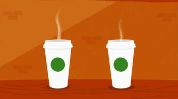 Starbucks Via Latte Taste Challenge TV Spot - Thumbnail 4