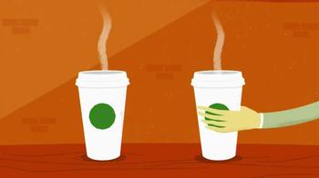 Starbucks Via Latte Taste Challenge TV Spot - Thumbnail 5