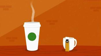 Starbucks Via Latte Taste Challenge TV Spot - Thumbnail 6