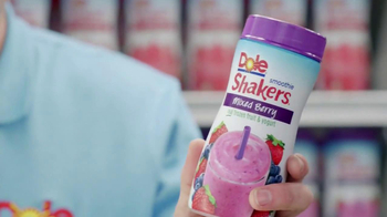 Dole Smoothie Shakers TV Spot - Thumbnail 4