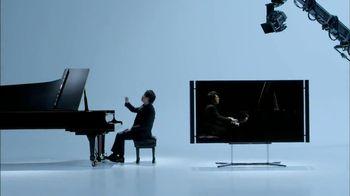 Sony 4K TV Spot Featuring Lang Lang, Song by Lang Lang